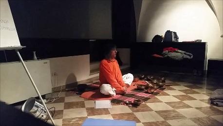 Corso Yoga a Trento - Seduta 2