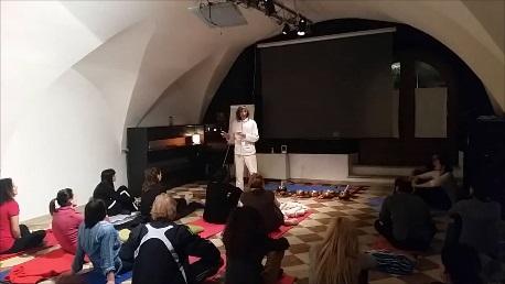 Corso Yoga a Trento - Seduta 4