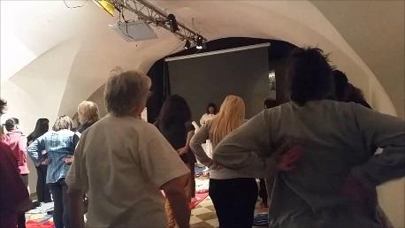 Corso Yoga a Trento - Seduta 5
