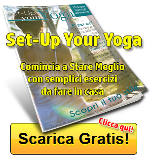 Set-up your yoga