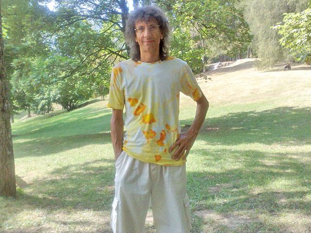 Yoga a Trento con Enzo de Ruvo