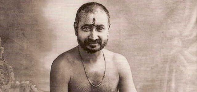 Yoga a Trento Nisargadatta Maharaj