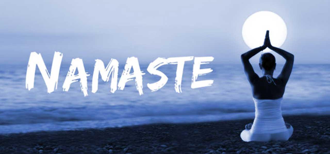 Molto Namaste - il Significato del Saluto Indiano RH55