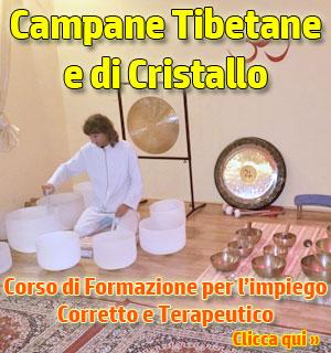 Corso Campane Tibetane a Trento