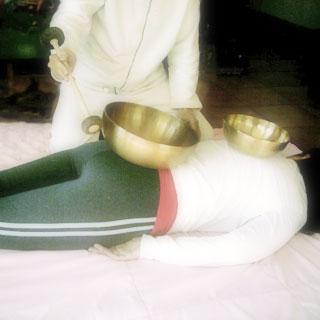 Massaggio Sonoro Trento - Yoga Enzo de Ruvo
